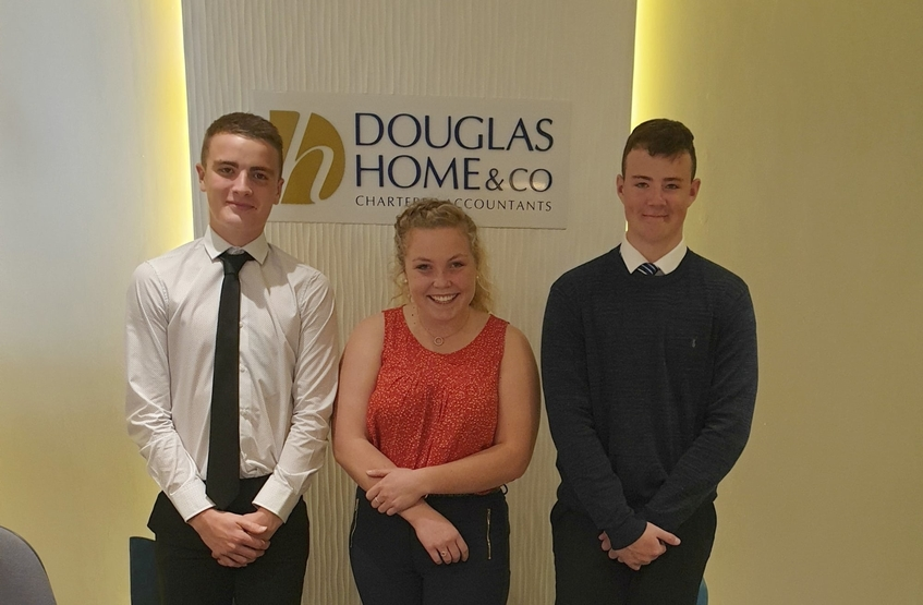 Douglas Home & Co Welcome New Trainees