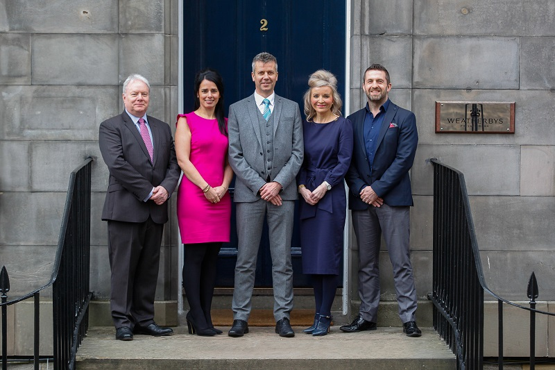 Douglas Home & Company Open an Office in Scotland's Capital